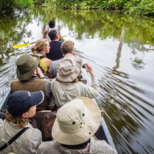 Amazon & Galapagos